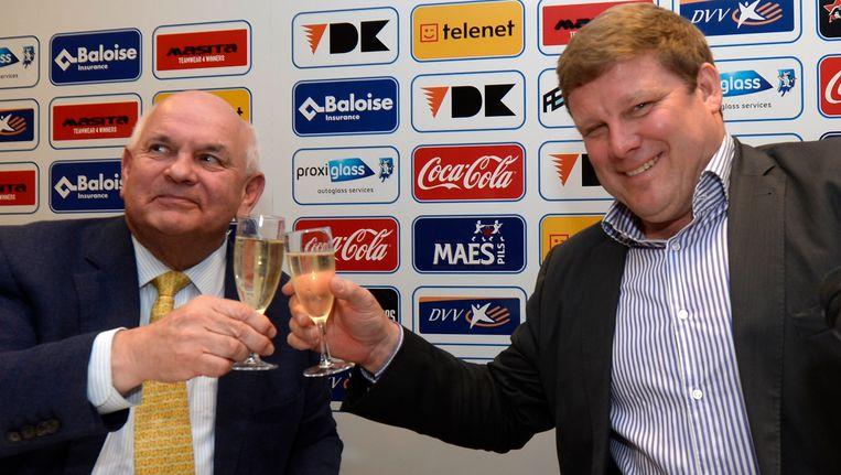 De Witte en Vanhaezebrouck.