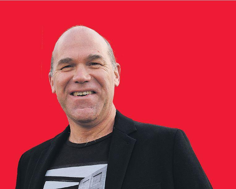 Pieter Verhoogt. Oprichter Sport2B, docent sporteconomie Hogeschool Arnhem Nijmegen, opgeleid aan VU en San Diego State University, oud-honkballer Pioniers (hoofdklasse). Beeld Lex Salverda