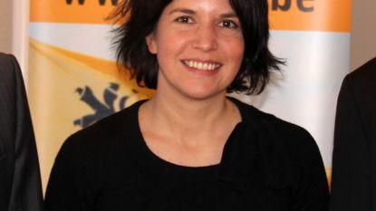 Valerie Van Peel is na 7 jaar weer schepen af