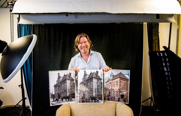 Fotograaf Arjo van Oosten.