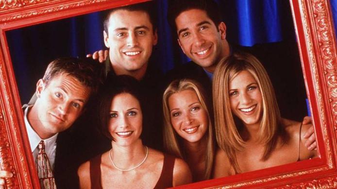 """""""Friends"""" fête ses 25 ans. Vous avez dit """"coup de vieux""""?"""