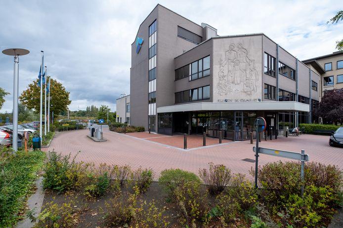 Campus Rumst van het AZ Rivierenland.