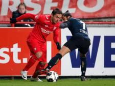 Willem II op nippertje via FC Twente naar halve finale