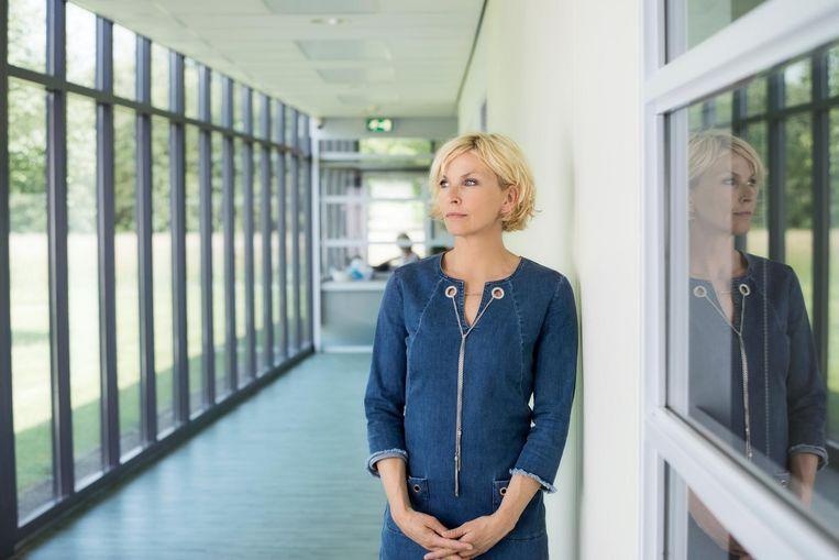 Anita Witzier in Novadic-Kentron. Bron: KRO-NCRV. Beeld Stijn Ghijssen
