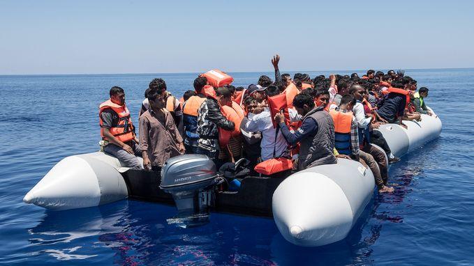 """""""Europese regeringen voeden geweld tegen migranten Libië"""""""