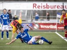 Voetballer TVC'28 Tubbergen besmet met corona: team zit thuis