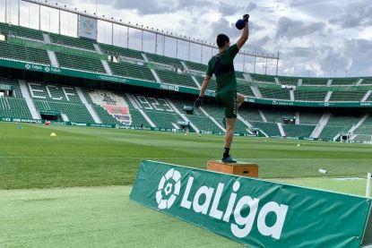Spelers van Spaanse tweedeklasser willen niet langer inleveren en boycotten training
