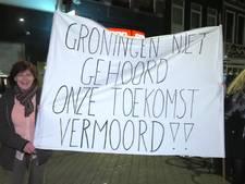Boze Groningers laten zich horen bij debat over gaswinning