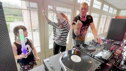 #DitIsMijnKot, aflevering 3: Pat Krimson en Loredana houden muzikale quarantaine