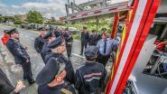 Nieuwe autopomp voor brandweerpost Langemark