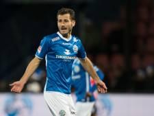 Van Moorsel niet inzetbaar, Dkidak vraagteken bij FC Den Bosch