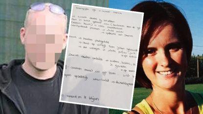 """Vrouw die in extremis opdook met warrige brief: """"Ik wil niet eindigen zoals Carmen"""""""