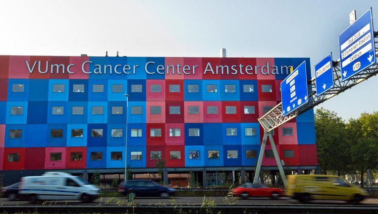 Zes onderzoekers van het Cancer Center Amsterdam ontvangen 3,28 miljoen euro. Beeld anp