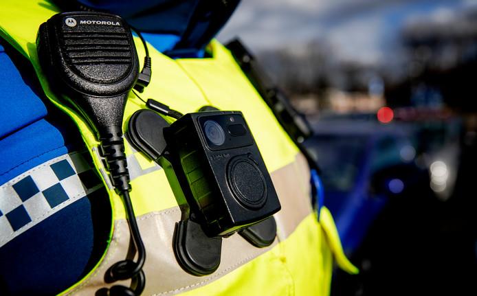 Deurwaarder Herald Jansen pleit voor bodycams.