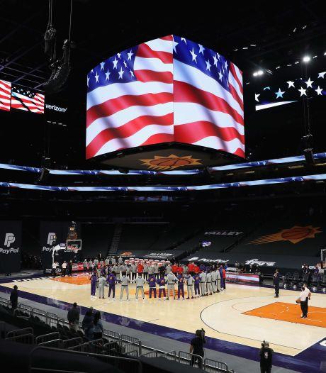 Amerikaanse sporters in shock: 'Wat als zwarten het Capitool hadden bestormd?'