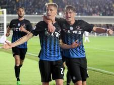 Hateboer houdt met Atalanta Juventus in bedwang
