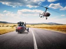 Nederlandse firma onthult 499.000 euro kostende vliegende auto in Genève