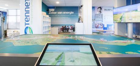 Infocentrum 380kV-lijn vanaf december geopend in Kruiningen