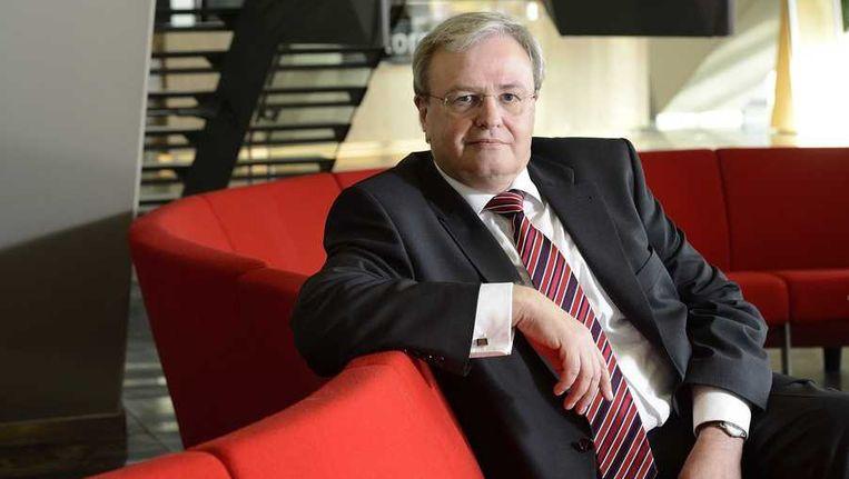 MKB-Nederland-voorzitter Michaël van Straalen. Beeld anp