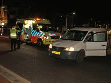 Voetganger zwaargewond bij aanrijding met bestelbusje in Ede
