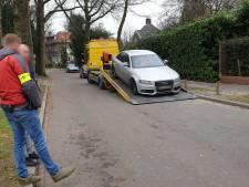 Bestuurder aangehouden in Amersfoort na achtervolging door politie