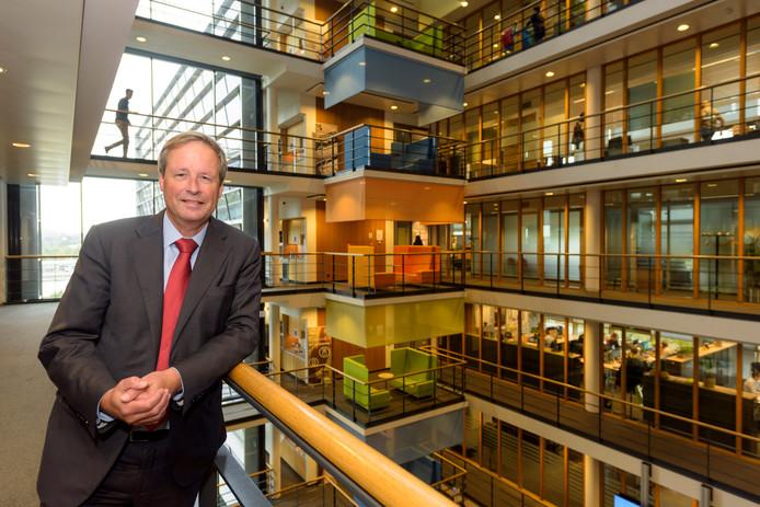 Guido Dierick, manager NXP Nederland.