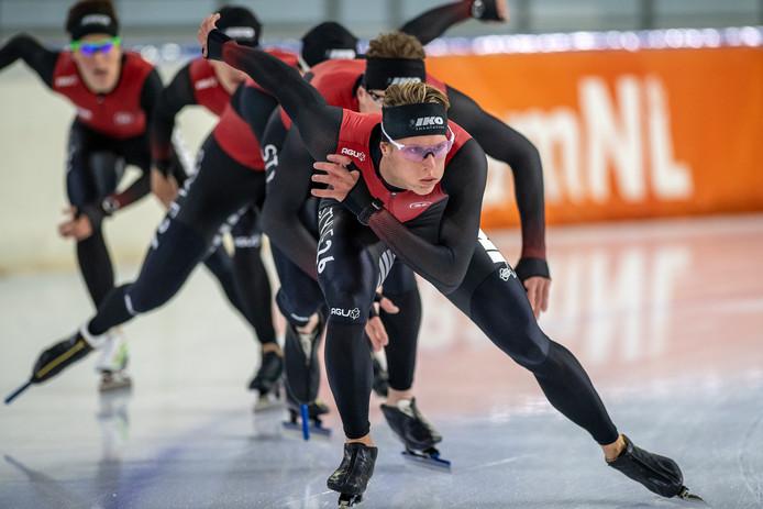 Lex Dijkstra van Team IKO.