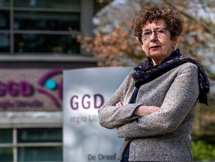 Nicolette Rigter (61) is directeur van de GGD regio Utrecht