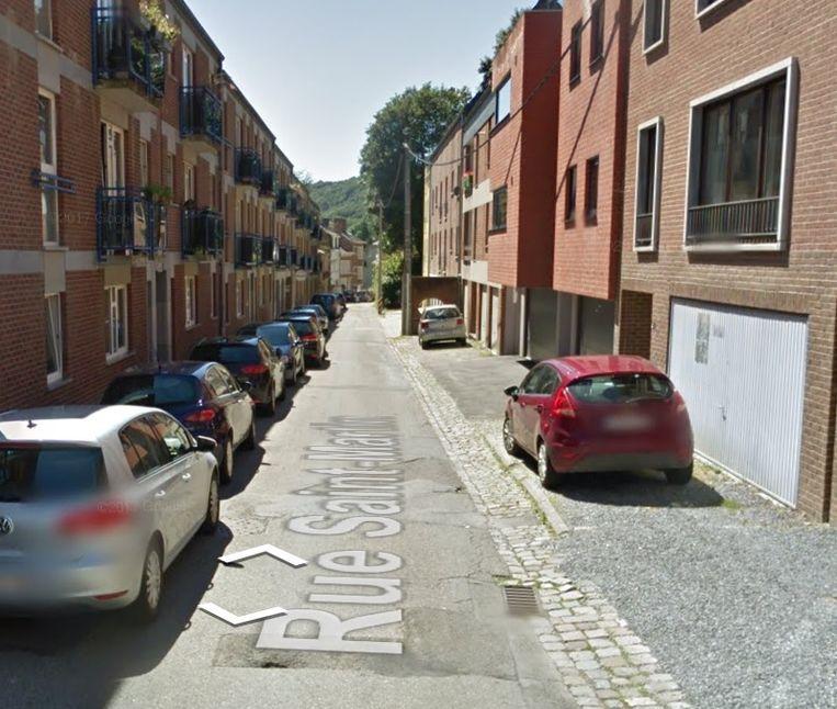 De Rue Saint-Martin in Namen.