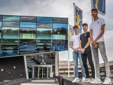 Jonge topsporters kunnen droom najagen dankzij bedrijf Zwolse scholieren