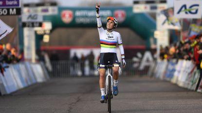 Roland Liboton voorbij: Sanne Cant pakt in Antwerpen elfde Belgische titel op rij