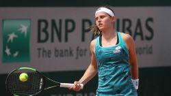 Greet Minnen strandt in laatste kwalificatieronde Roland Garros - Goffin en Van Uytvanck komen zondag in actie