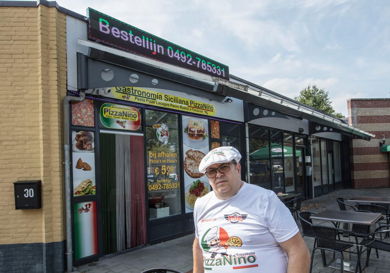 Pizzeria in Helmond moet zijn lichtbak wegdoen | Foto | AD.nl