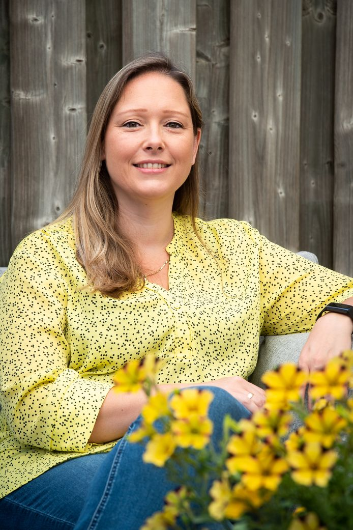 Amanda de Bruin.