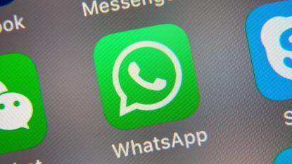Vanaf nu kan je in WhatsApp videobellen met acht mensen
