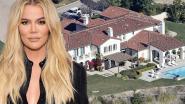 BINNENKIJKEN. Khloé Kardashian verkoopt riante villa voor 17,3 miljoen euro