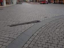 Winkels gewoon open na storm, maar wel schade en lekkage bij Miss Etam Den Bosch