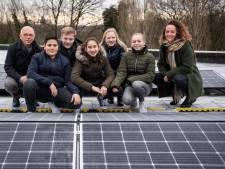 Carmel nu ook op De Thij in Oldenzaal blij met zonnepanelen