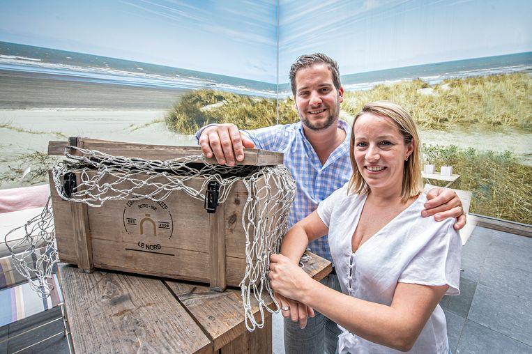 Dimitri Karagiannis en Kelly Werbrouck zetten al de schatkist klaar voor hun fin de saison in piratenstijl. Na het verlof vieren ze veelvuldig de 10e verjaardag van hun restaurant Le Nord.