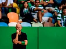 Keizer na tien maanden weg bij Sporting Portugal