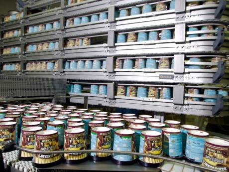 Unilever verplaatst deel productie Ben & Jerry's van Hellendoorn naar Engeland