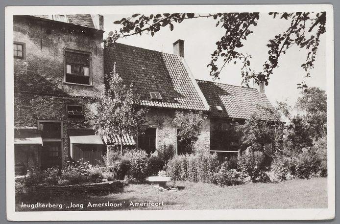 De Mariënhof als jeugdherberg anno 1946.