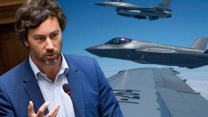 """Oppositie maakt brandhout van F-35-beslissing: """"Miskoop van de eeuw"""", """"plooien voor Trump"""" en """"doodgraver Europees project"""""""