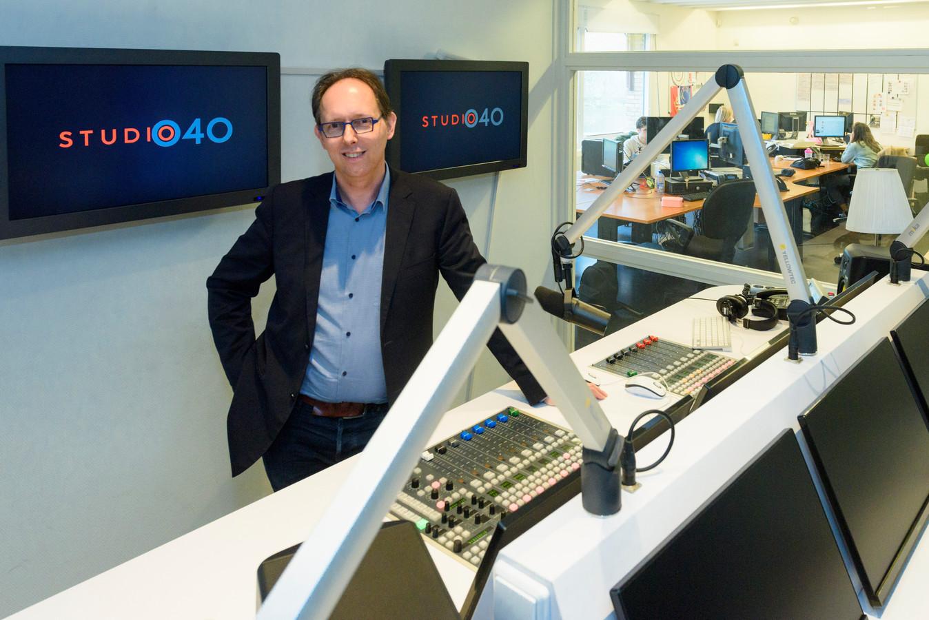Michiel Bosgra van Studio040.