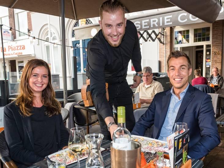 Nieuweling op de Goudse Markt: Brasserie Copper