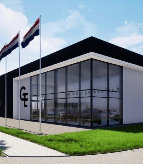 Garage Ekelschot verhuist naar Bedrijvenpark Kaatsheuvel
