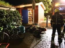 Vandalen stichten brand in schuur Culemborg: 'Ontzettend laffe en gewetenloze daad'