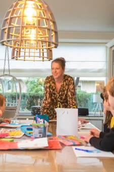 HSP-coach Jolien Ballhaus geeft tijdens de lockdown blije workshops voor álle kinderen