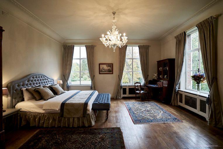 Er zijn drie suites beschikbaar voor gasten op een event die er ook willen overnachten.
