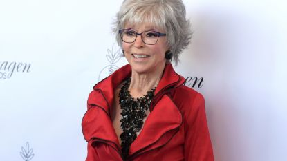 Rita 'Anita' Moreno (86) heeft na vijftig jaar opnieuw rol beet in 'West Side Story'